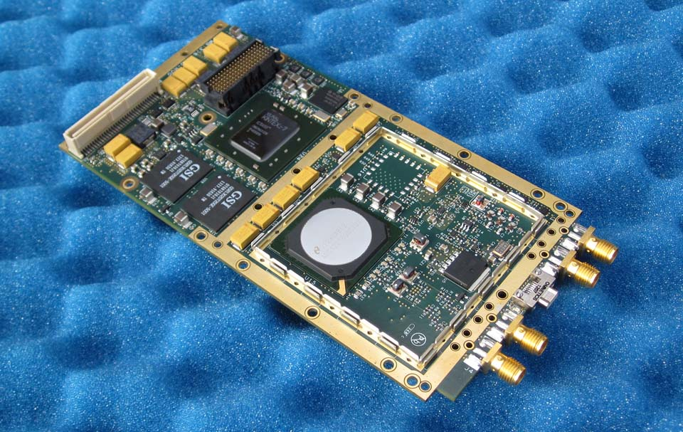 Model 376Dual 12-bit / 1.6 GHz ADC With FPGA